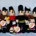 Produsen Boneka Custom Karakter Prajurit Keraton Yogyakarta