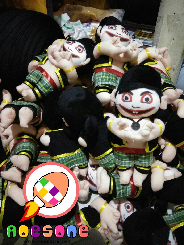 Produsen Boneka Maskot Kampus IAIN