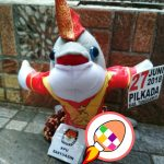 Produsen Boneka Maskot Pilkada Kabupaten Tanggamus