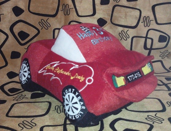 Produsen Boneka Souvenir Karakter Mobil untuk Dialer
