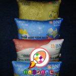 Produsen Bantal Promosi Souvenir ATM BNI Syariah