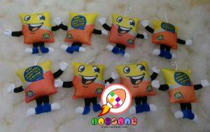 Produsen Boneka Maskot Promosi Beraskita Bulog