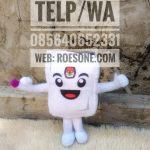 Pembuat Boneka dan Badut Maskot Pemilu Serentak 2019