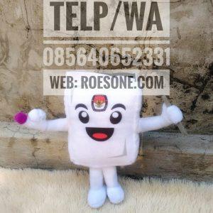 Produsen Boneka Maskot Pemilu Serentak 2019 Provinsi Aceh