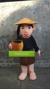 Produsen Badut Maskot Petani Indonesia