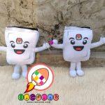 Produsen Boneka Maskot Pemilu Serentak 2019 Sang Sura