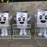Produsen Badut Maskot Pemilu Serentak 2019 KPU Indonesia