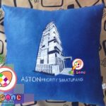 Produsen Bantal Souvenir Promosi Hotel Aston International