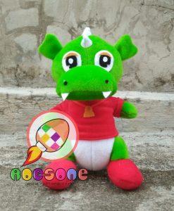 Produsen Boneka Maskot Promosi Wahana Bermain Karakter Naga