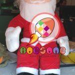 Produsen Boneka Maskot Santa Clause Untuk Natal Ukuran Jumbo 2 Meter