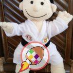 Produsen Boneka Maskot Persatuan Judo Seluruh Indonesia (PJSI)