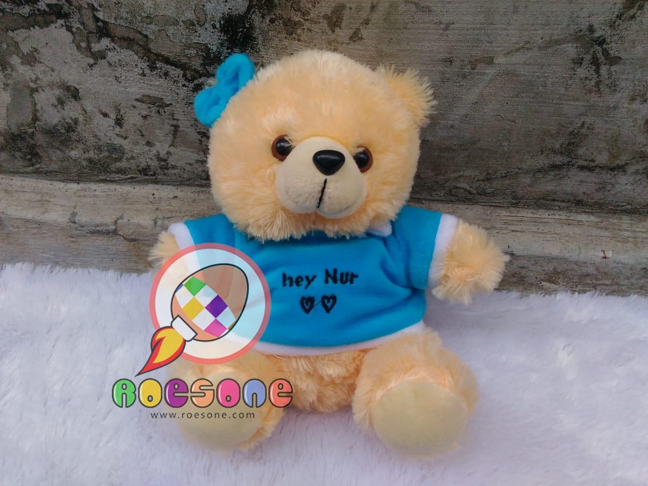 Produsen Boneka Teddy Bear Custom Murah