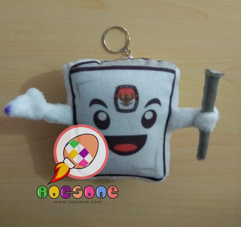 Produsen Boneka Maskot KPU 2019 Sang Sura