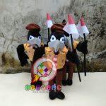 Produsen Boneka Maskot Pramuka Indonesia