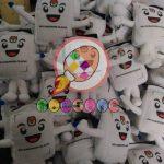 Produsen Boneka Maskot KPU Kabupaten Cilacap 2019