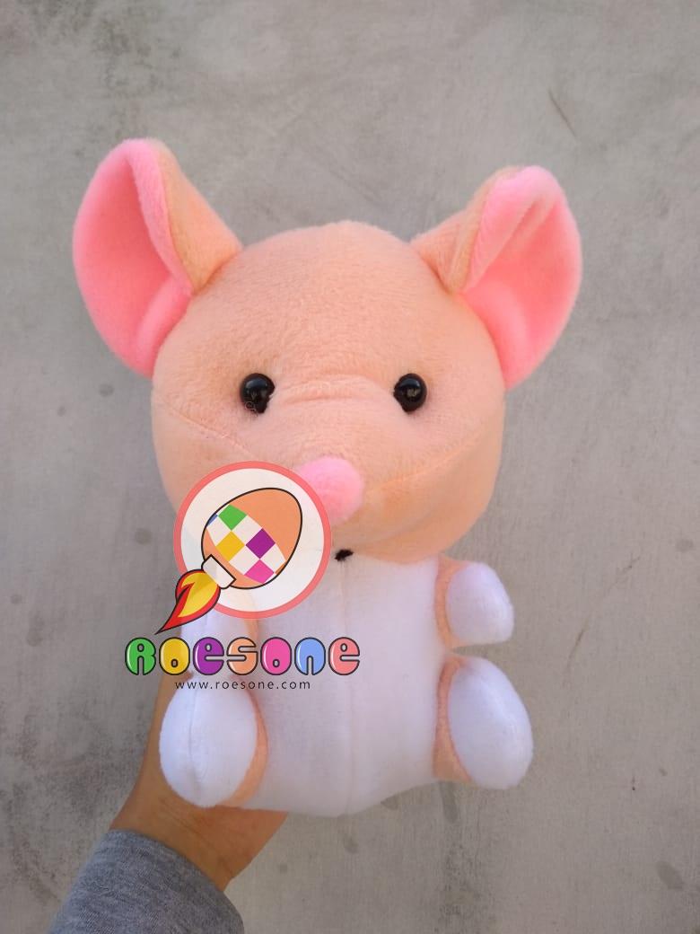 Produsen Boneka Souvenir Hewan Tikus Hamster Lucu