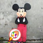 Produsen Badut Mickey Mouse Promosi Perusahaan