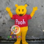 Produsen Badut Winnie The Pooh Promosi