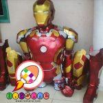 Produsen Kostum Iron Man Mark 43 Cosplay