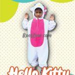Pembuat Kostum Anak Murah Karakter Hello Kitty