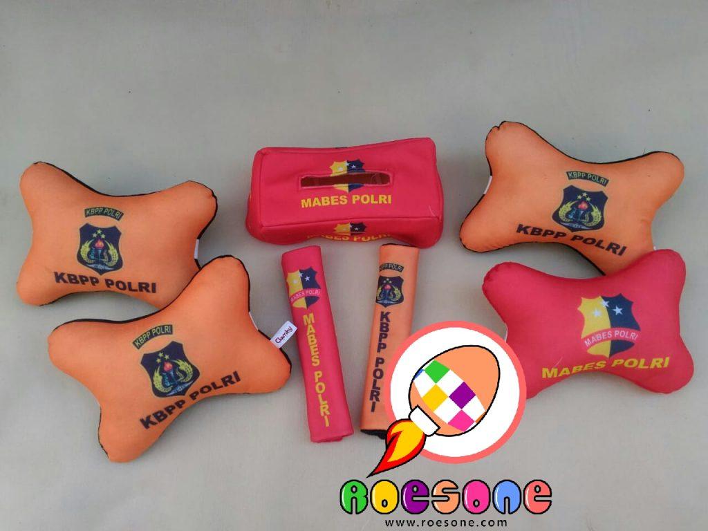 Produsen Bantal Souvenir Promosi Mabes Polri