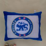 Bantal Print Souvenir Chelsea Football Club