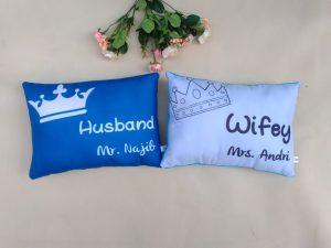 Pembuat Bantal Souvenir Wedding Murah