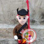 Produsen Boneka Maskot LKS SMK Nasional 2019