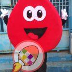 Produsen Badut Maskot PMI Padang Sumatera