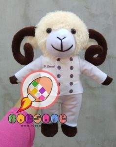 Produsen Boneka Maskot dan Souvenir Aqiqah Qurban Kambing