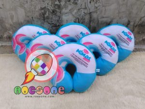 Produsen Bantal Leher Souvenir Travel NIMAS Tour