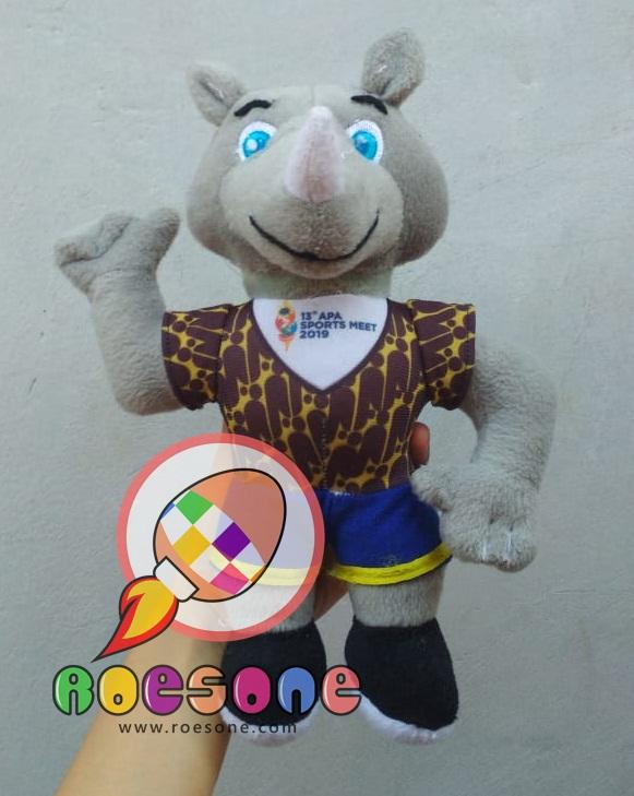 Produsen Boneka Maskot Pelindo 2019