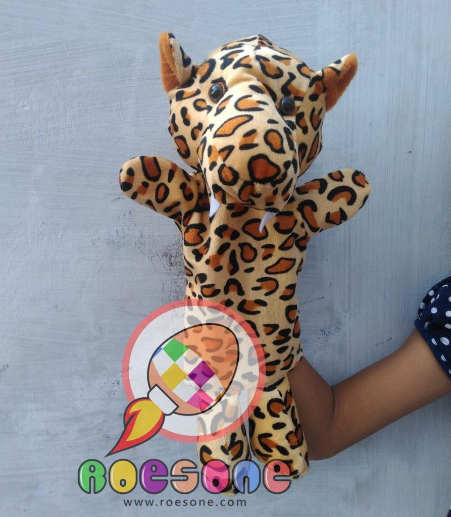 Produsen Boneka Tangan Harimau Loreng