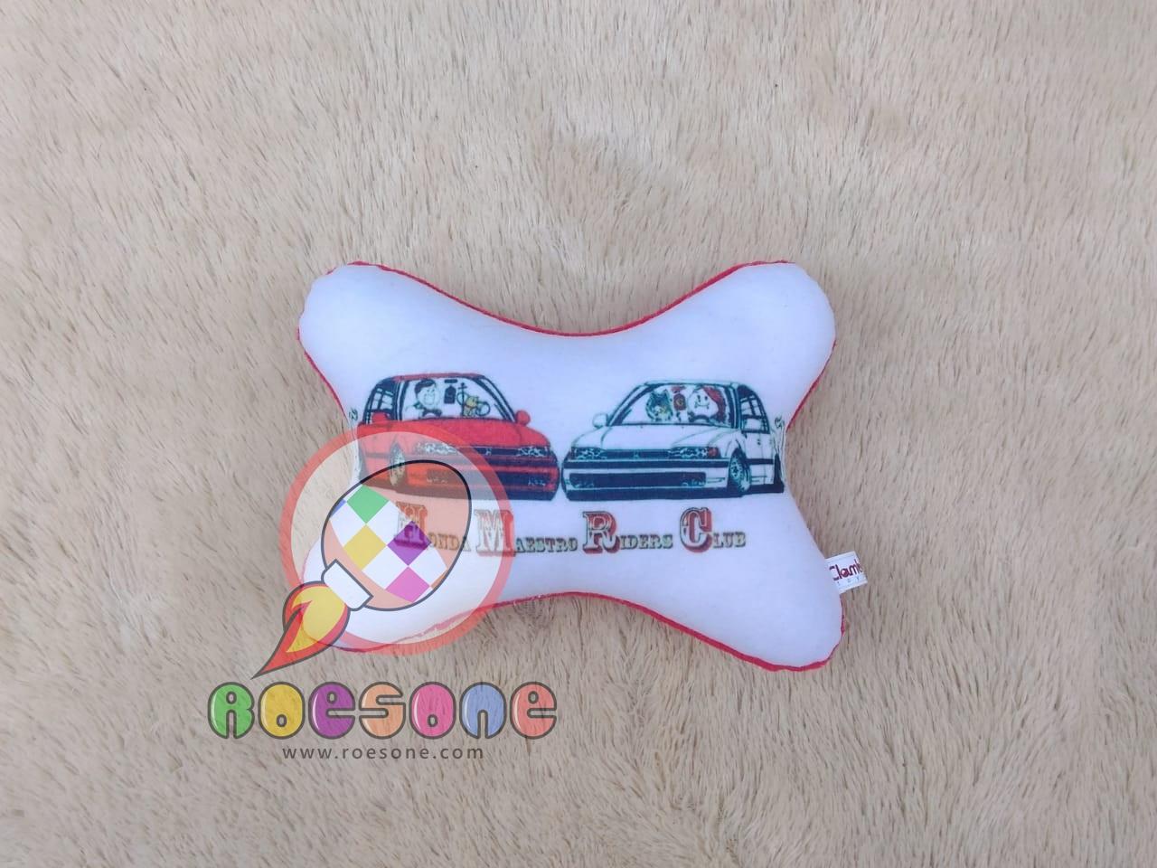 Bantal Mobil Souvenir HMRC Kekinian