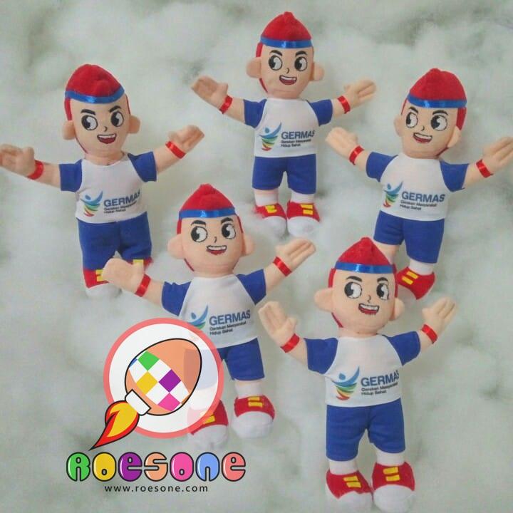 Produsen Boneka Maskot Dinas Kesehatan Yogyakarta