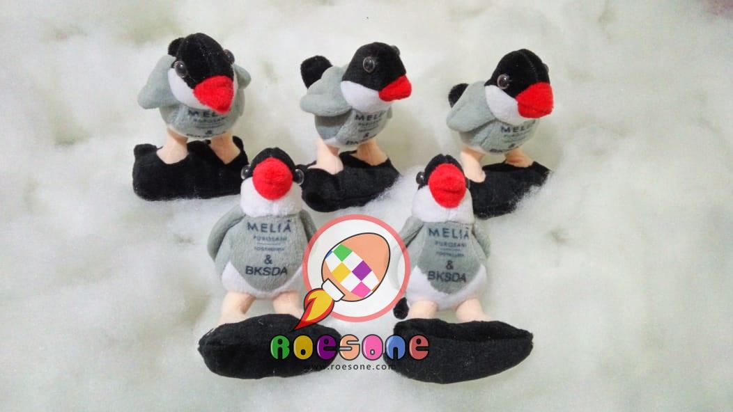 Produsen Boneka Maskot Melia Purosani Hotel dan Resort