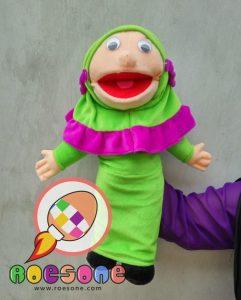 Produsen Boneka Tangan Muppet Santri Anak-anak Lucu