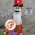 Produsen Badut Maskot Kota Sibolga PILKADA 2020