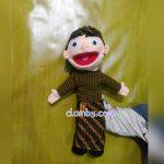 Promo Boneka Muppet Edukasi Karakter Kakek