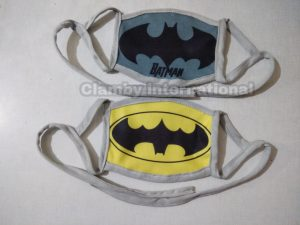 Promo April Masker Kain Karakter Batman
