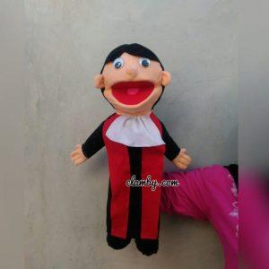 Promo Boneka Muppet Karakter Hakim