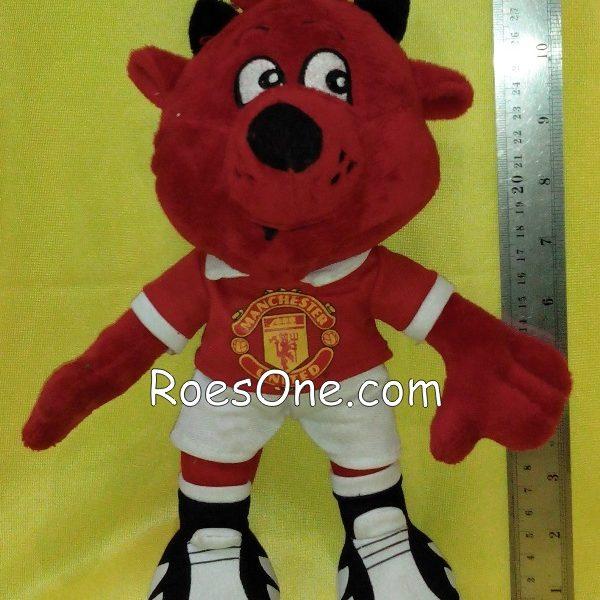 Boneka Maskot Manchester United (MU) Terbaru 2014