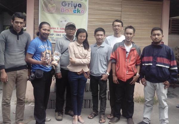 RoesOne Craft Dikunjungi Wartawan MNC Group