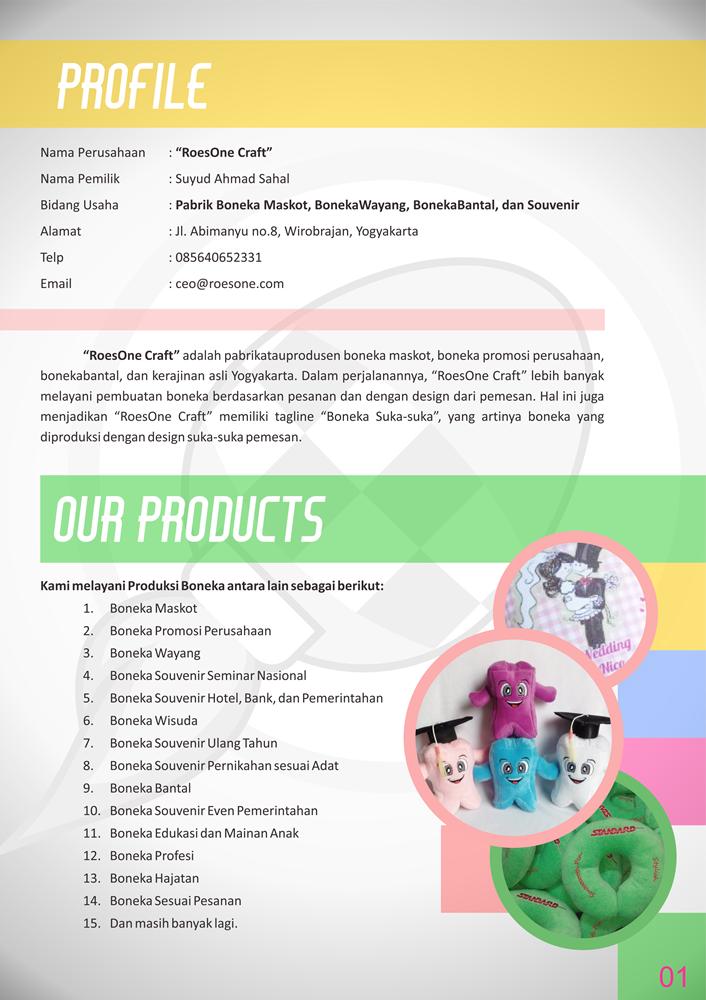 Katalog Roesone Halaman 1