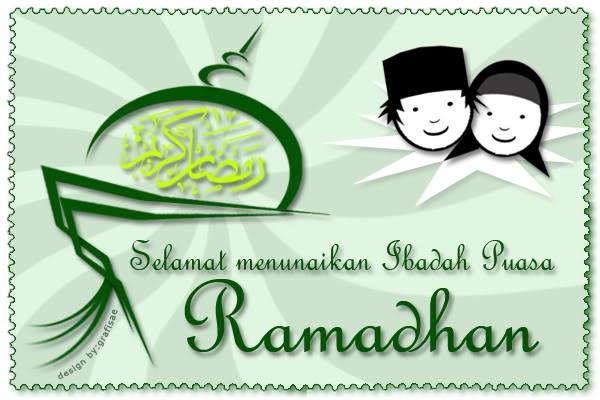 Bantal Ucapan Selamat Puasa Ramadhan 1436H