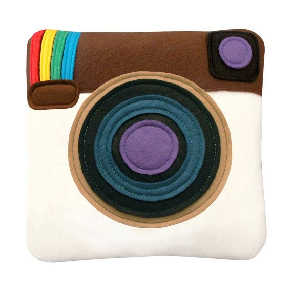 Bantal Instagram
