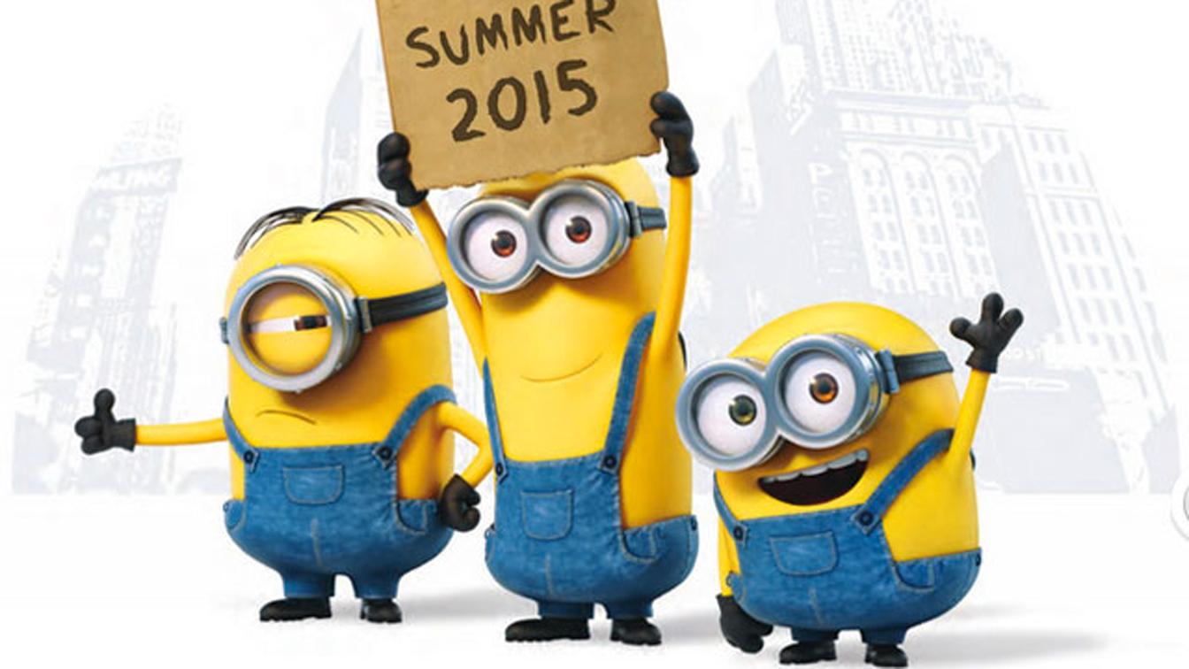 minions summer 2015