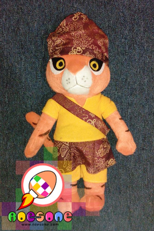 Boneka Maskot Gelar Inovasi Teknologi Siswa SMK-PP TK Nasional 2015