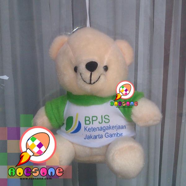 Gantungan Kunci Boneka Souvenir Perusahaan BPJS