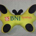 Produsen Bantal Souvenir Haji dan Umrah BNI Syariah